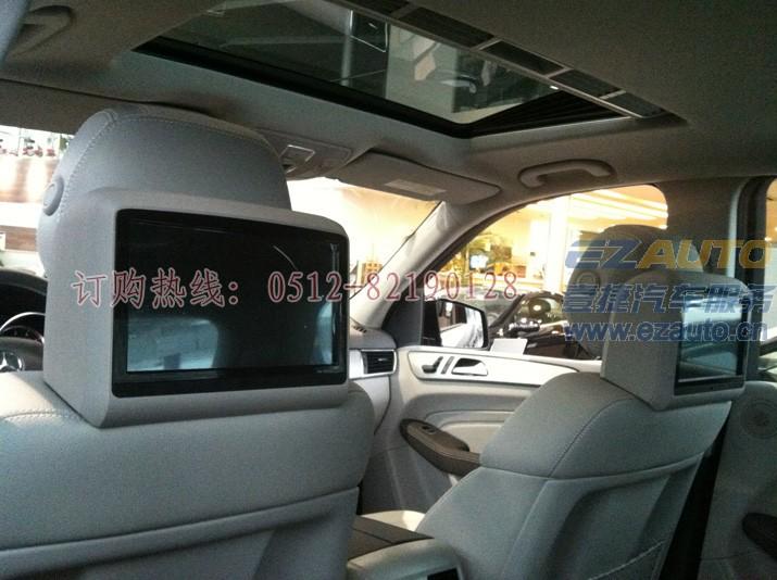 苏州奔驰cls300导航升级安装 13款cls350 cls300升级改装原高清图片