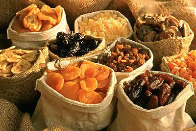 甜蜜水果干:意想不到的健康好处 - 范志红 - 原创营养信息