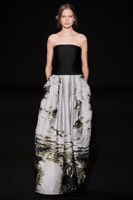 上海时装周2015春夏Alberta ferretti大秀 - toni雌和尚 - toni 雌和尚的时尚经