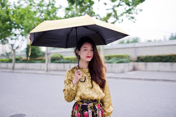 【Ava搭配日记】阴雨绵绵的好心情 - AvaFoo - Avas Fashion Blog