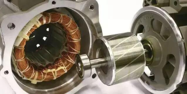 电机轴承发生故障的正确处理方法