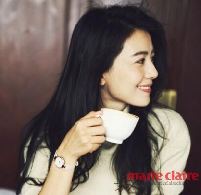 买个菜都能被赞女神的高圆圆 还不是因为从里美到外 - 嘉人marieclaire - 嘉人中文网 官方博客