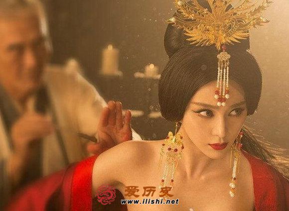 武则天男宠权倾朝野 说大臣像韩国欧巴 闻者得意忘形载歌载舞 - 爱历史 - 爱历史---老照片的故事
