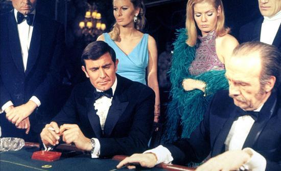 除了美女007邦德先生最爱什么? - 嘉人marieclaire - 嘉人中文网 官方博客