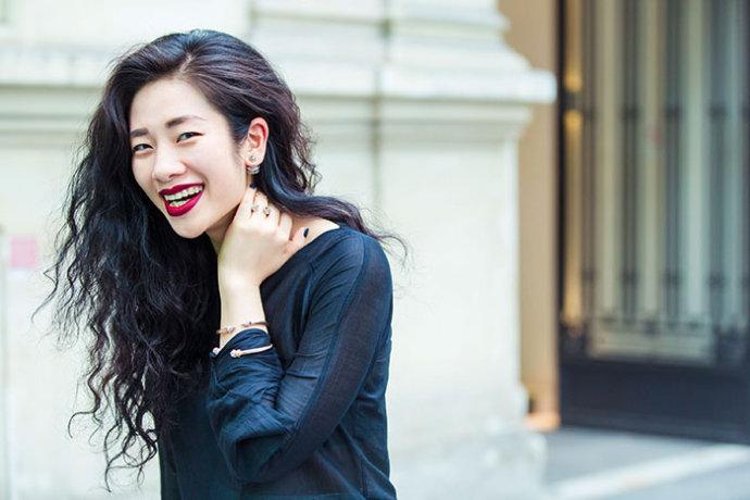 2014秋冬巴黎高定时装周第二天街拍 - toni雌和尚 - toni 雌和尚的时尚经