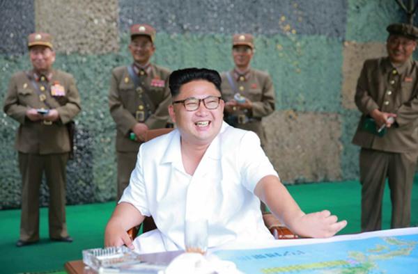 朝鲜战略军导弹发射场像花园 - 林海东 - 林海东的博客