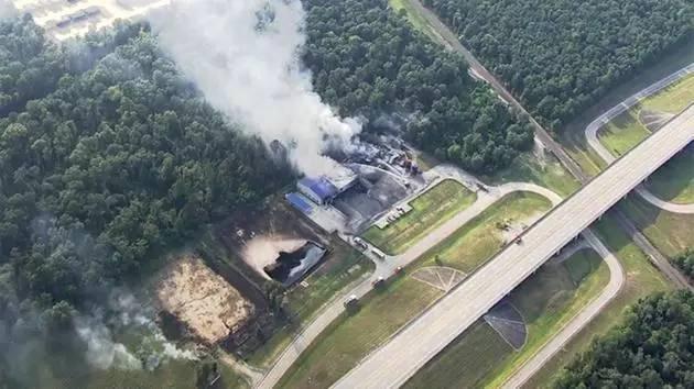 访谈录:美国消防专家谈化学品仓库火灾救援 - 心路独舞 - 心路独舞