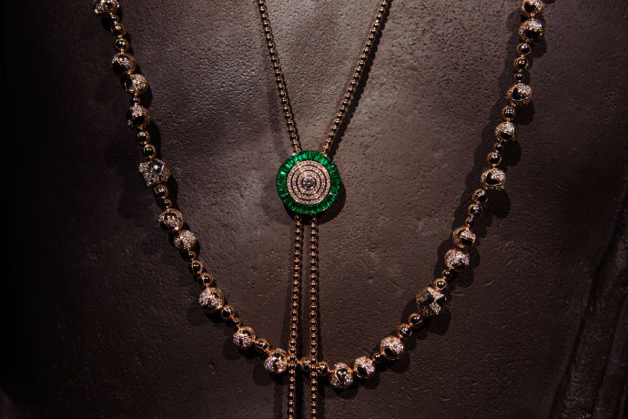 "Qeelin珠宝 ""Mogaoku in Paris"" 高级珠宝展 - toni雌和尚 - toni 雌和尚的时尚经"