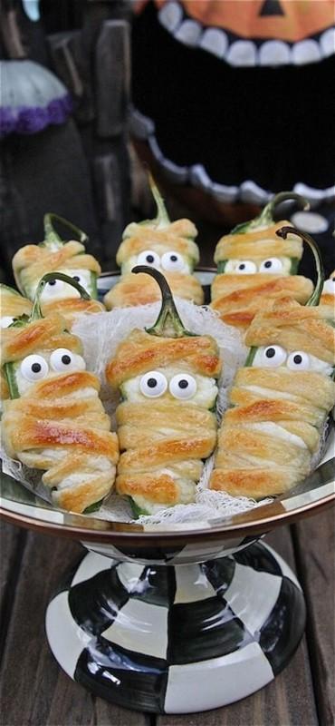 既然有了化装舞会和狂欢 万圣节的小食也要应景才能行 - 嘉人marieclaire - 嘉人中文网 官方博客