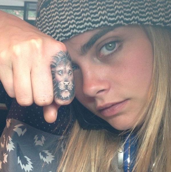 全世界最有品味的女神 都把纹身纹在哪儿? - 嘉人marieclaire - 嘉人中文网 官方博客