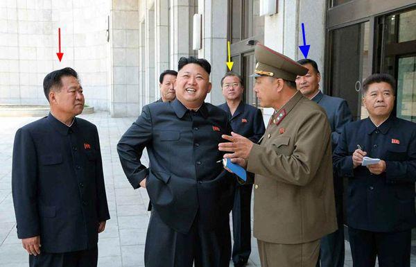 崔龙海重又回到了最高司令官的身旁 - 林海东 - 林海东的博客