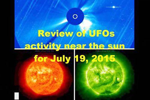 UFO在汲取太阳能量?可反推意味着什么? - 追真求恒 - 我的博客