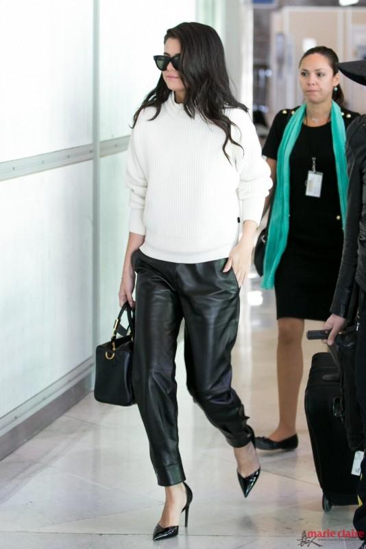 炙手可热的纯色针织衫 打底御寒两不误 - 嘉人marieclaire - 嘉人中文网 官方博客