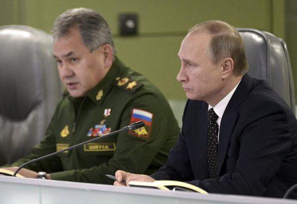俄军出动大杀器,普京会笑到最后吗? - 林海东 - 林海东的博客