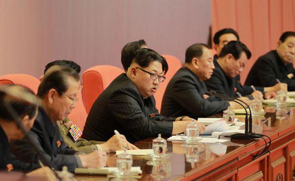 美韩日排兵布阵,金正恩只是头发乱了 - 林海东 - 林海东的博客