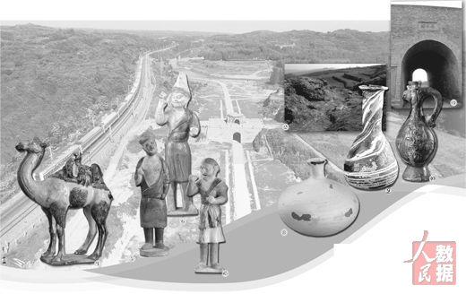 探寻丝路古迹·雄关古道 - 古藤新枝 - 古藤的博客