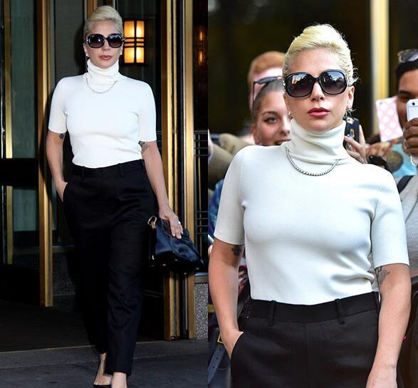 不贴生肉的Gaga姐也是蛮美的! - 嘉人marieclaire - 嘉人中文网 官方博客