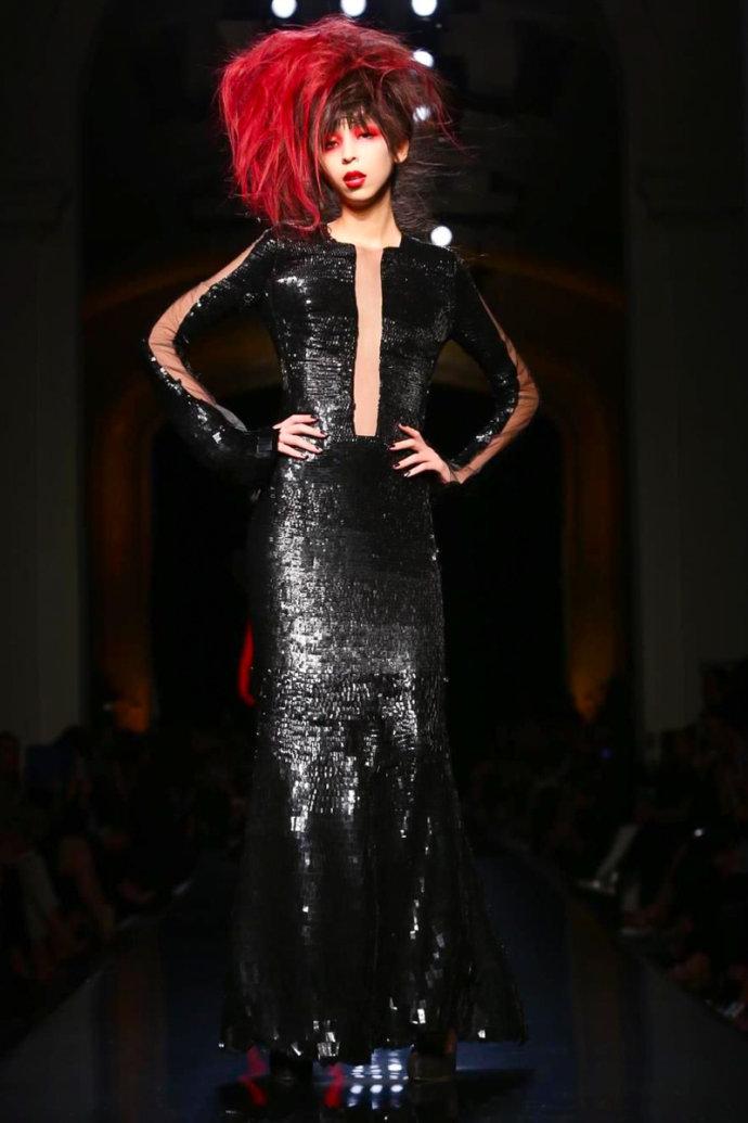 2014秋冬巴黎高定时装周第三天街拍 - toni雌和尚 - toni 雌和尚的时尚经