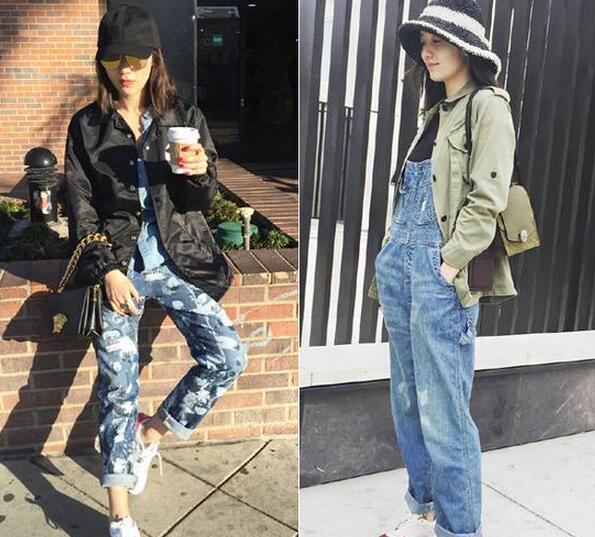 行走的T台 2015最会穿衣明星全PO给你看 - 嘉人marieclaire - 嘉人中文网 官方博客