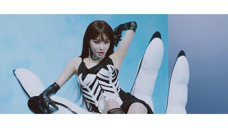 请夏(CHUNG HA) - Stay Tonight 超美回归+舞蹈版2则 HD.2160P [百度网盘/480M](女团回归)