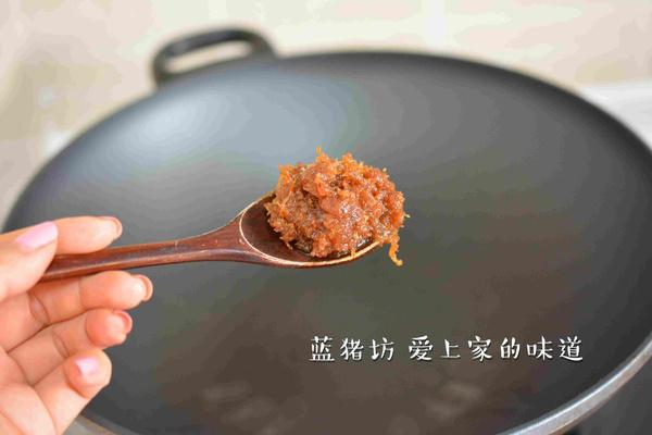 年夜饭吃的太油腻?来个清爽的XO酱炒包菜 - 蓝冰滢 - 蓝猪坊 创意美食工作室