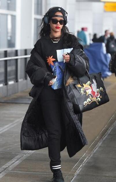 羽绒服才是明星心头好 会穿也能告别土肥圆 - 嘉人marieclaire - 嘉人中文网 官方博客