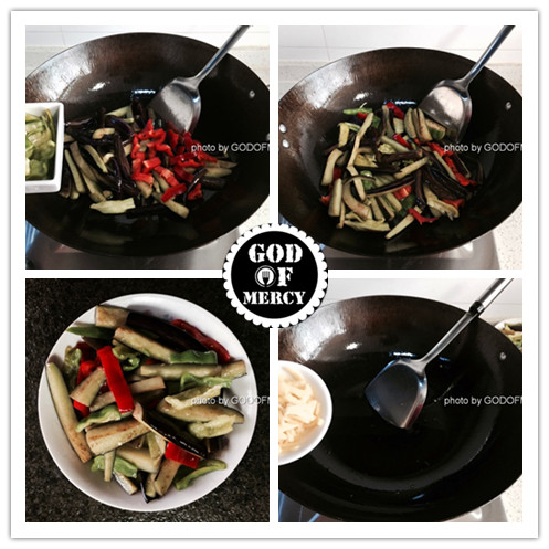 超级下饭的家常剁椒茄子煲 - 慢美食博客 - 慢美食博客 美食厨房