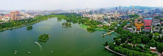 聚焦大明湖免费开放2 - 古藤新枝 - 古藤的博客