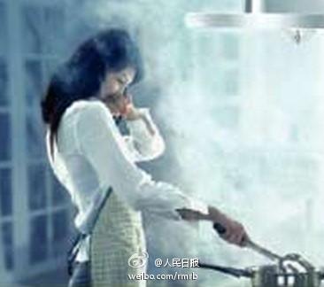 油烟促癌?减少油烟危害的10个建议 - 范志红 - 原创营养信息