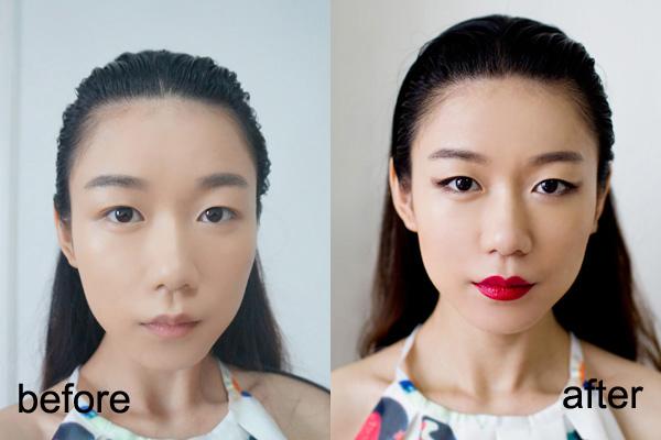 解救下垂眼-让眼角飞起来 - AvaFoo - Avas Fashion Blog