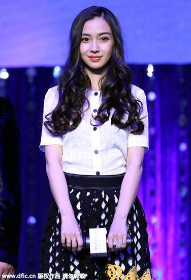 娃娃脸才是女神标配 刘亦菲Baby示范减龄穿衣术 - 嘉人marieclaire - 嘉人中文网 官方博客