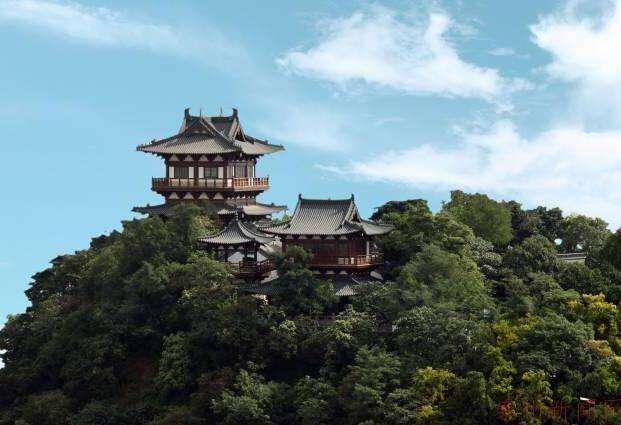 跟着唐诗宋词旅游——北固楼 - 古藤新枝 - 古藤的博客
