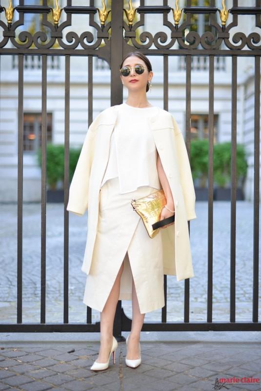 棉袄凉鞋是最潮搭法,不怕冷就这么穿! - 嘉人marieclaire - 嘉人中文网 官方博客