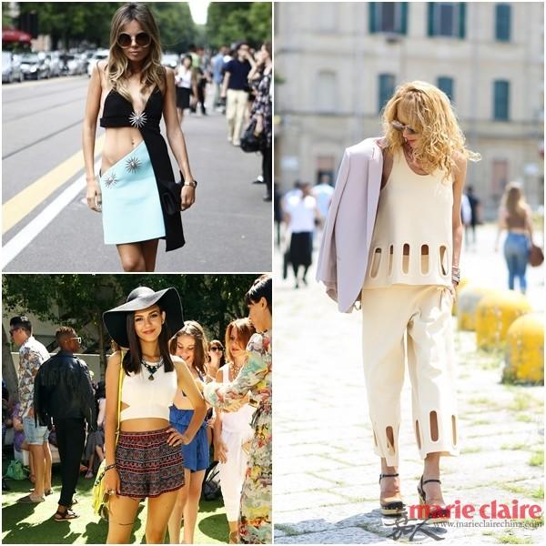 这个夏天想潮出宇宙 先把衣服挖个洞! - 嘉人marieclaire - 嘉人中文网 官方博客