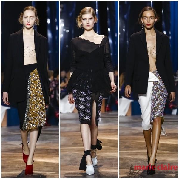 神仙姐姐+Dior巴黎高订大秀 才是清新优雅最正确的打开方式 - 嘉人marieclaire - 嘉人中文网 官方博客