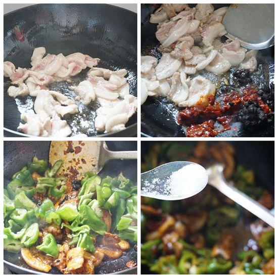 川菜的绝对主流【青椒盐煎肉】 - 慢美食博客 - 慢美食博客