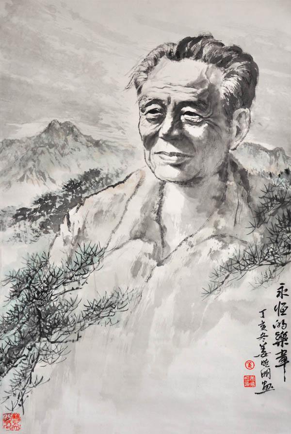 【原创】永远的歌者--纪念诗人艾青诞辰105周年 - lurenlaobao2009 - lurenlaobao2009的博客
