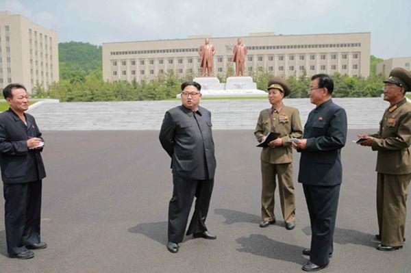 东方核强国朝鲜已经锁定了美军基地? - 林海东 - 林海东的博客