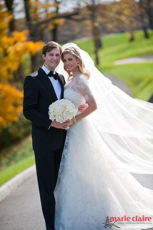 听说嫁得好的女星 都有一件美到哭的婚纱 - 嘉人marieclaire - 嘉人中文网 官方博客