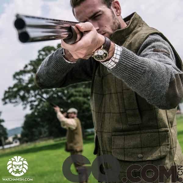 戴着腕表去狩猎 英式贵族体验 - GQ智族 - GQ男性网官方博客