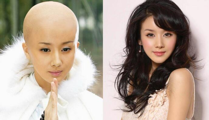 颖儿晒光头自拍 女神才敢尝试这造型 - 嘉人marieclaire - 嘉人中文网 官方博客