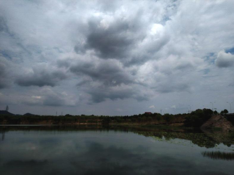 2017-6-24 影随风2017季-35 暴雨之后3_东沙河的滨河公园 - stew tiger - 风过的声音