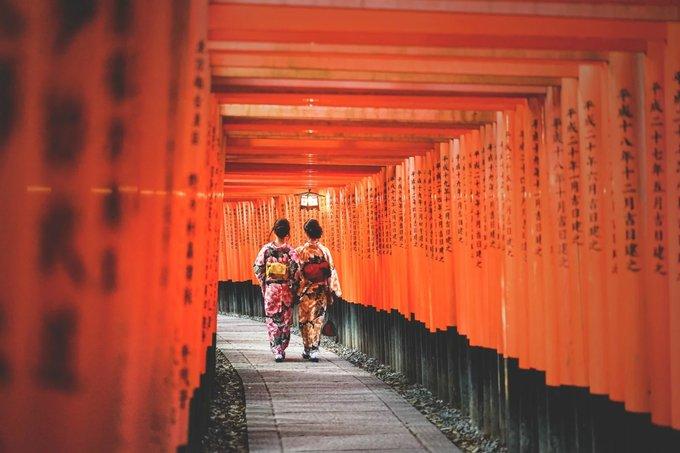 日本|说走就走的闺蜜婚纱游,一场用青春在演绎的小清新 - Bebe_Yang - Bebe Yang