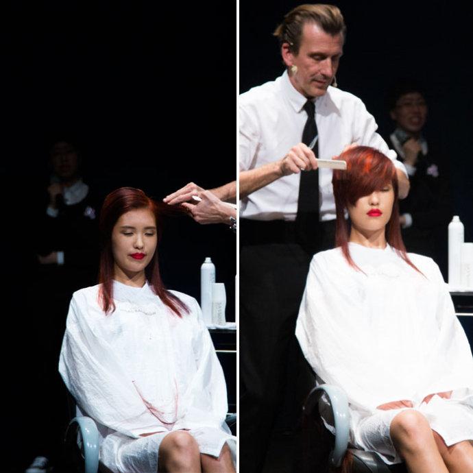时尚经|致敬沙宣60周年-2014沙宣美发学院大师班 - toni雌和尚 - toni 雌和尚的时尚经