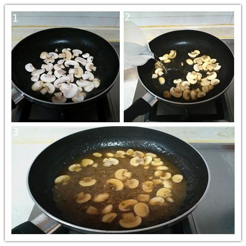 蘑菇鸡扒 - 小外甥最爱鲜嫩多汁的经典鸡扒 - 纸皮核桃 微信 c24628 - 185纸皮核桃的美食博客