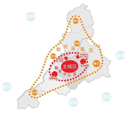 济南市新型城镇化规划亮相 - 古藤新枝 - 古藤的博客