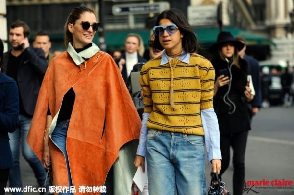 火力全开迎接披肩斗篷季 懒女人也可以气场爆棚 - 嘉人marieclaire - 嘉人中文网 官方博客