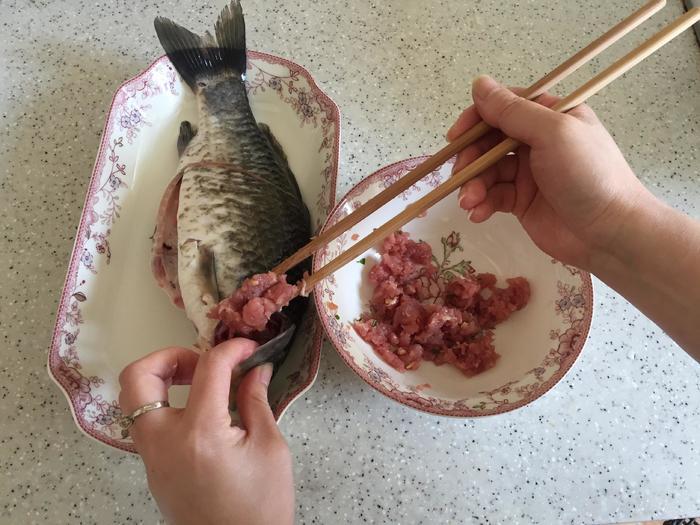 肉嵌鲫鱼 - 蔷薇花开 - 蔷薇花开的博客