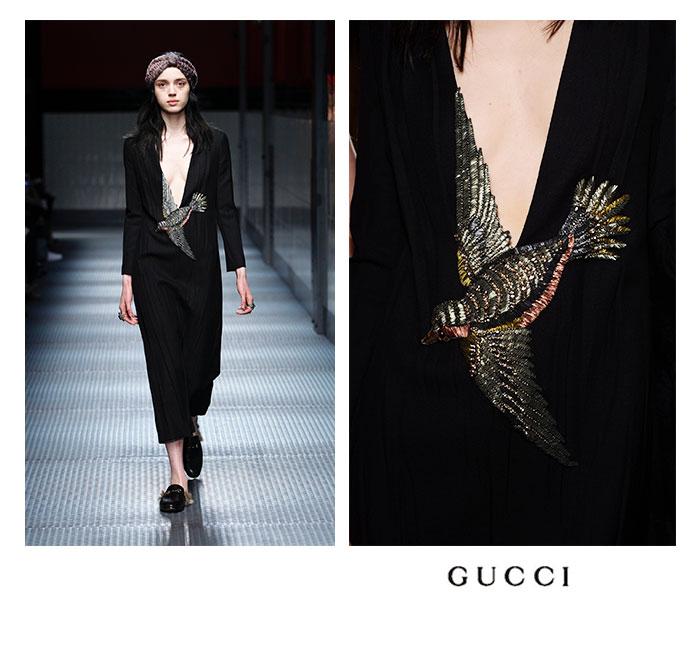 时尚经|GUCCI的众神话 - toni雌和尚 - toni 雌和尚的时尚经