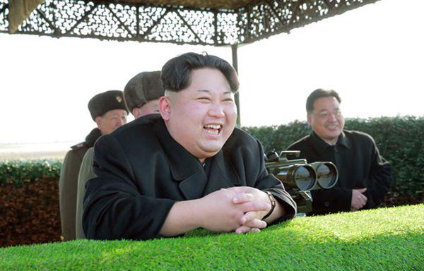 什么主体武器让金正恩笑成一朵花? - 林海东 - 林海东的博客
